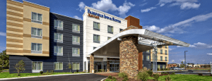 Fairfield INN & Suites in Jackson, Tennessee