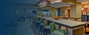 Hampton Inn in Crossville, Tennessee
